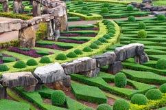 Outdoor landscape garden Stock Photography