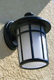 Outdoor Light Fixture Royalty Free Stock Photo