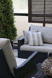 Outdoor Living Patio Furniture Royalty Free Stock Images