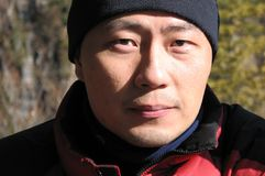 A outdoor man Royalty Free Stock Photos