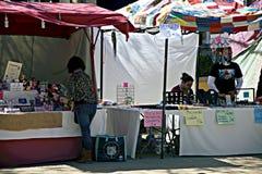Outdoor market in Carmona 30 Stock Photos