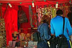 Outdoor market in Carmona 32 Royalty Free Stock Image