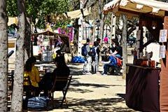 Outdoor market in Carmona 33 Royalty Free Stock Image
