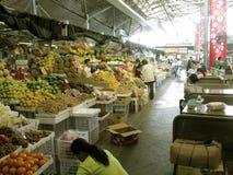 Outdoor Market, Market Market Mall, Taguig, Metro Manila, Philippines Royalty Free Stock Photos