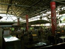 Outdoor Market, Market Market Mall, Taguig, Metro Manila, Philippines Royalty Free Stock Image
