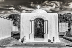 Outdoor Mausoleum royalty free stock images