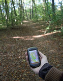 Outdoor Navigation Stock Images