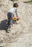 Outdoor play royalty free stock images