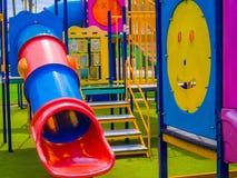 Outdoor playground Stock Photos