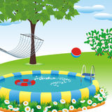 Outdoor Pool Stock Images