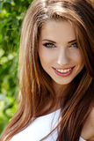Outdoor portrait Royalty Free Stock Image