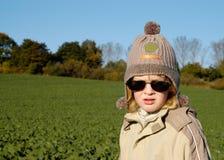 Outdoor portrait Stock Photo