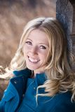 Outdoor portrait Stock Image