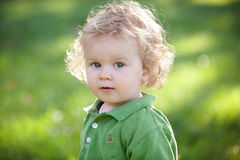 Outdoor Portrait royalty free stock images