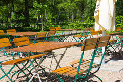 Outdoor Pub Royalty Free Stock Photography