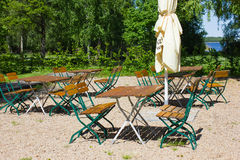 Outdoor Pub Stock Photography