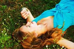 Outdoor relax Stock Photos