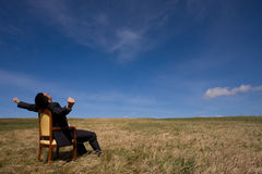 Outdoor relax Royalty Free Stock Images