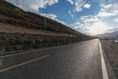 Outdoor road Stock Images