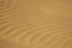 Outdoor sand pattern dune oman old desert rub al khali Royalty Free Stock Images