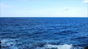 Outdoor sea. During the day stock footage
