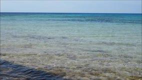 Outdoor sea stock footage