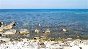 Outdoor sea stock video footage