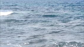 Outdoor sea. During the day stock video
