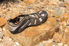 Outdoor shoes Stock Photos