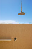 Outdoor shower Stock Photography
