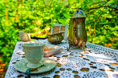Outdoor still-life Royalty Free Stock Photography