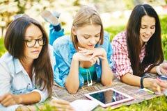 Outdoor studies Stock Photography