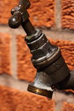 Outdoor tap Stock Images