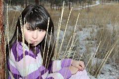 Outdoor teen Stock Photo