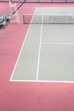 Outdoor tennis courts Stock Image