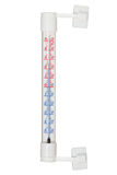 Outdoor thermometer Royalty Free Stock Photo