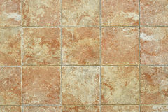 Outdoor tiles Stock Photography