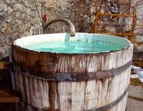 Outdoor Tub Royalty Free Stock Photo
