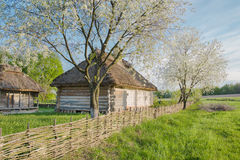 Outdoor ukrainian national falk historical Stock Photo