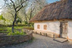 Outdoor ukrainian national falk historical Stock Images