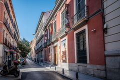 Free Outdoor View Of Museum Of Romanticism Of Madrid Royalty Free Stock Photo - 102549435