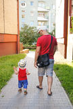 Outdoor walk Royalty Free Stock Images