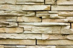 Outdoor wall pattern Royalty Free Stock Image