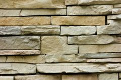 Outdoor wall pattern Stock Image