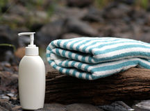 Outdoor wash Royalty Free Stock Photography