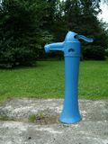 Outdoor water tap Stock Photos