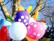 Outdoor winter  party Royalty Free Stock Photos
