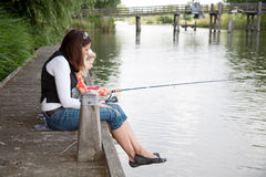 Outdoors fun Royalty Free Stock Photography