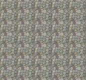 Outdoors granite mosaic floor Royalty Free Stock Image