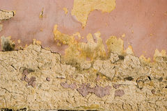 Outdoors plaster royalty free stock photo